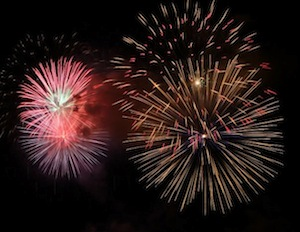 Niente fuochi d'artificio per Sant'Anna a Sorrento