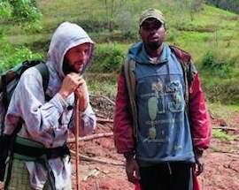 """Turista stabiese rapinato in Madagascar: """"Hanno provato ad uccidermi per pochi euro"""""""