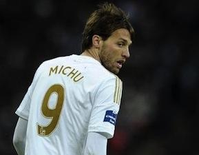 Napoli accordo con lo Swansea per Michu