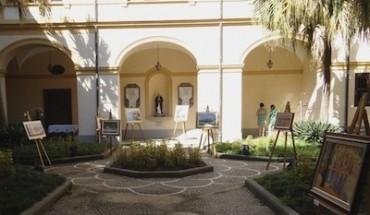 """Artisti in """"MoviMente"""": la mostra realizzata al Conservatorio di Santa Maria delle Grazie"""