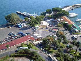 Un nuovo presidio anti-covid al porto di Sorrento