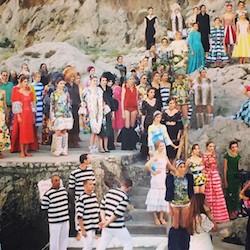 Dolce e Gabbana conquistano i Faraglioni