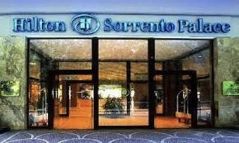Il Sorrento Palace festeggia i 20 anni del sodalizio con la catena Hilton