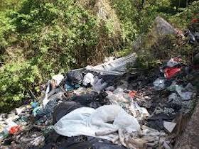 Al via la rimozione dei rifiuti dal vallone Lavinola