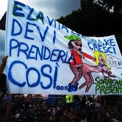 La penisola pazza di Vasco: in centinaia a Roma per il Kom 2014