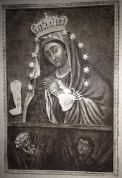 Prendono il via i lavori di restauro della cappella della Vergine Addolorata