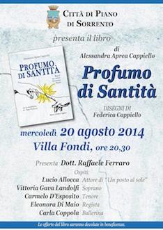 Questa sera a Villa Fondi la presentazione del libro di Alessandra Aprea Cappiello ispirato alla vita di Giovanni Paolo II