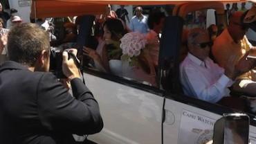 Caterina Balivo sposa a Capri