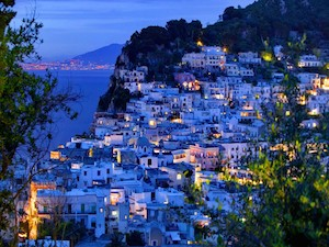 Mostre e divi per Capri-Hollywood