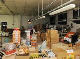 Controlli sugli alimenti, chiuso un ristorante, sequestri e multe per 80mila euro