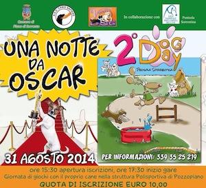"""Domenica 31 agosto la seconda edizione del """"Dog Day"""""""