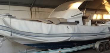 Rubato un tender da un mega yacht ancorato a Sant'Agnello