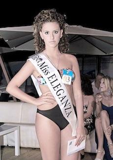 Piccole bellezze crescono: Monica Di Vuolo approda alla semifinale di Miss Ondina