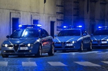 Ricercati per sequestro di persona arrestati in costiera sorrentina