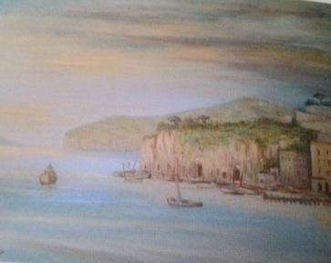 """""""Scorci della costa sorrentina"""": questa sera la presentazione della mostra di Gaetano Ferraro e Umberto Simone"""
