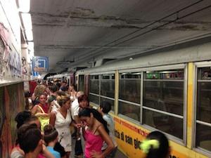 Sorrento Express, treno veloce dedicato ai turisti
