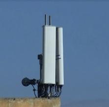 A Sorrento installati nuovi ripetitori telefonici
