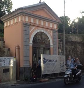La cappella dell'Addolorata restituita alla città