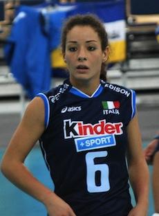 L'Italia del volley conquista la seconda fase del Mondiale: tra le azzurre la nostra Monica De Gennaro