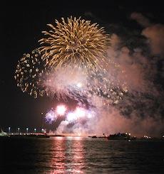 Fuochi d'artificio a tutte le ore di tutti i giorni, proteste in costiera sorrentina