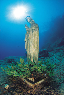 Oggi la festa della Madonnina del Vervece