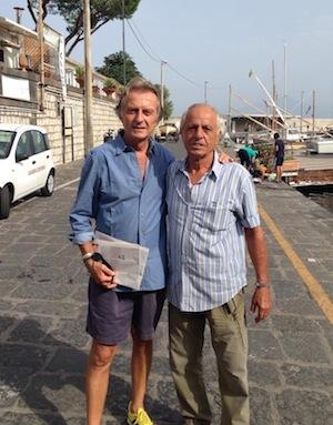 Montezemolo a Sorrento dopo l'addio alla Ferrari