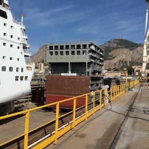 """Msc lancia il programma """"Rinascimento"""": una nuova sezione per allungare le navi"""