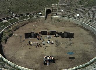 Dopo 43 anni Pompei sogna il ritorno dei Pink Floyd