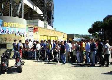 Europa League: parte oggi la vendita dei biglietti per Napoli – Sparta Praga