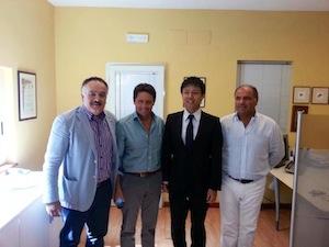 Dal Giappone a Sant'Agnello per studiare i nostri prodotti agricoli