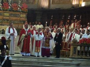 Napoli in festa per il miracolo di San Gennaro