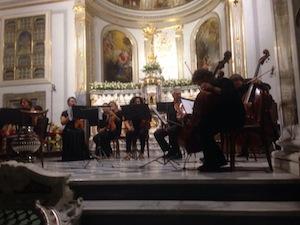 Un suggestivo concerto nella basilica di Sant'Antonino