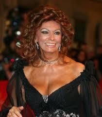 Da Sorrento un bracciale portafortuna per Sophia Loren