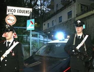 Una nuova caserma per i carabinieri di Vico