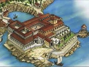 Da Berlino alla Regina Giovanna per studiare i resti della villa romana