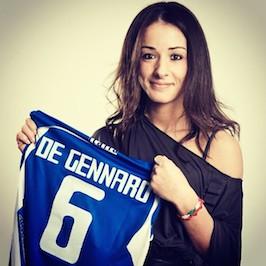 """Monica De Gennaro: """"Sono felice e soddisfatta…. che bello giocare un Mondiale in casa"""""""