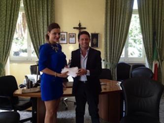 Buoni spesa alle famiglie meno fortunate: a Sant'Agnello la generosità del magnate russo Jorgy Berjanov