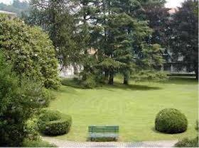 Un'area verde nel centro cittadino di Sant'Agnello