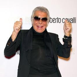 """Lo stilista Roberto Cavalli ha scelto Sorrento per presentare """"Paradiso"""" il suo nuovo profumo"""