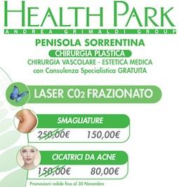 A Sorrento il nuovo centro di chirurgia estetica del gruppo Health Park