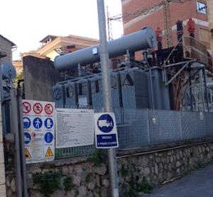 Da lunedì riprendono i lavori per la nuova rete elettrica peninsulare