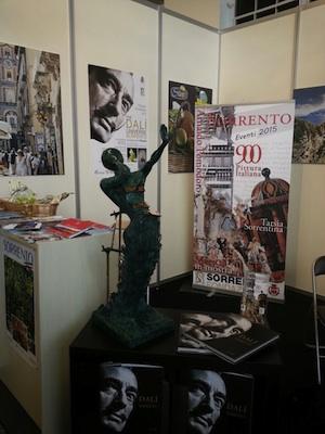 La Fondazione Sorrento al Salone svizzero delle vacanze – foto –