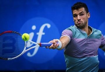 La magia del tennis nei colpi di Grigor Dimitrov -GuardaVideo-