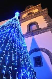 Polemiche e denunce per le luci natalizie a Meta