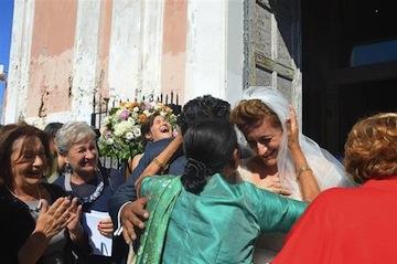 Una favola a Vico Equense: il principe indiano sposa la ragazza di Castellammare