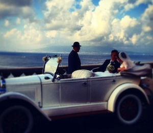 Sorrento, capitale italiana del Wedding Tourism