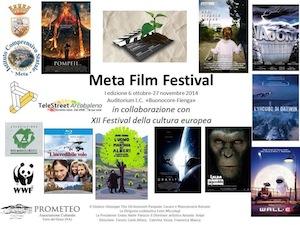Giunge al termine il Meta Film Festival