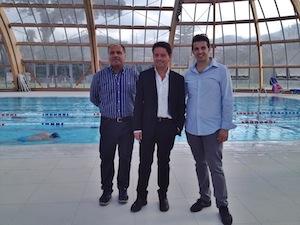 """Sagristani dopo l'apertura del centro Msc: """"Presto nuove opere per il bene della città"""""""