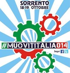 """A Sorrento arriva """"Muovititalia"""": 250 ragazzi a confronto con i big di Forza Italia"""