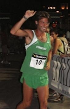 Sabato l'ultima corsa dell'atleta sorrentino Giovanni Ruggiero